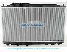 2922 Radiator For 2006-2011 Honda Civic 1.8l Acura CSX 2.0l L4