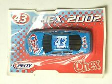 General Mills 2002  Chex Party Mix   Petty Enterprises  No. 43 Die Cast Car NIP
