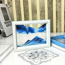 CooCu , Framed Sand Art - Moving Sand Picture - Desktop Art , Voted Best Gift...