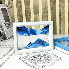CooCu , Framed Sand Art - Moving Sand Picture - Desktop Art , Voted Best Gift...