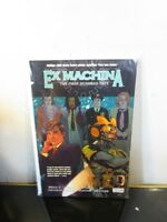 Ex Machina Volume 1 The First Hundred Days Vertigo DC TPB Brian K Vaughan~