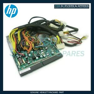 X1 HP 491836-001 467999-001 POWER SUPPLY BACKPLANE & CABLES