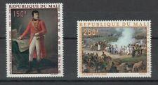MALI, 1969 Geburtstag Napoleons 180-81 **, (29798)