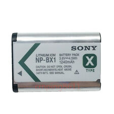 NEW Genuine Sony NP-BX1 Battery for Sony Cyber-Shot DSC-RX100 RX100 RX1 Camera