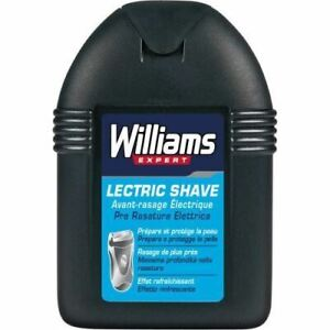Electric Pre Shave Lotion of 100 ml - Williams - 100 ml