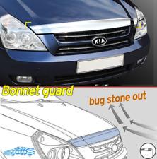 Bonnet Hood Guard Chrome Front Garnish Deflector K-888 for KIA Sedona 2006~2014