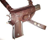 Gun holster COLT 1911, Makarov, Walther PPK 100% genuine leather m.108