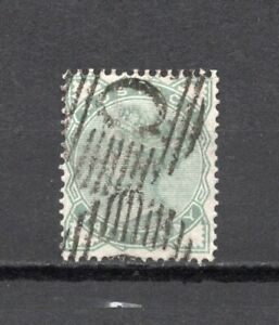 GB QV 1880  SG165  ½d Pale Green   -   VFU     FREE SHIPPING