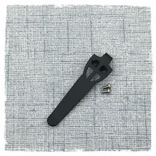 Custom Titanium Pocket Clip for Benchmade Knives 550 553 557 580 583 530 710 940