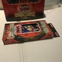 Yugioh Retro Pack 2 Mini Box Factory Sealed = 3x RP02 Booster packs +secret rare