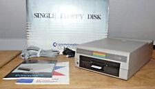 COMMODORE C64 1541 Floppy Diskettenlaufwerk in perfektem Zustand OVP mit Zubehör