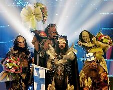 "Lordi Eurovision 10"" x 8"" Photograph no 1"