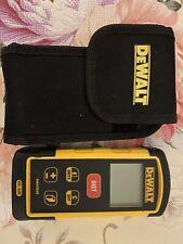 Dewalt DW03050 Laser Distance Measurer With Case 165' 50m