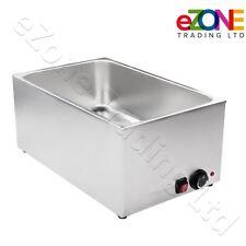 Atosa Wet Bain Marie Stainless Steel Food Gravy Sauce Electric Warmer