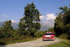 Tommi Makinen Mitsubishi Lancer Evo WRC Tour De Corse Rally 2001 Photograph 1