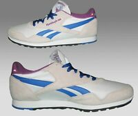 New Vintage REEBOK Paris Runner Mens Shoe Sports Trainers UK 10.5