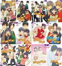 The Kiss Him, Not Me MANGA Series Paperback Collection Set Books 1-12 by Junko