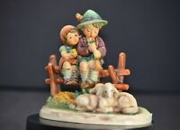 Hummel Figurine 99 Eventide TMK 5 Initialed and Dated by Artist