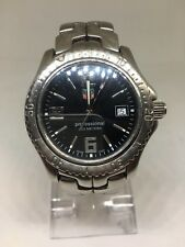 TAG Heuer Professional 200 WT1110 Meters Wristwatch Watch Free Shipping