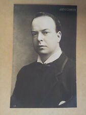 antique post card JOHN COATES, Breitkopf & Haertel