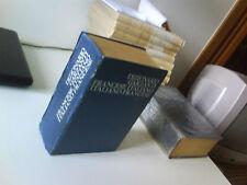 dizionario italiano francese-francese  italiano -garzanti -