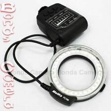 Meike FC100 Macro Ring Flash LED Light for DSLR camera universal hot shoe