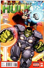 INDESTRUCTIBLE HULK #8 - Marvel Now! - New Bagged