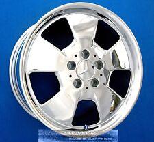 "MERCEDES SL500 SL 500 17 INCH CHROME WHEELS RIMS E320 E SL CLASS 17"" RIMS 65198"