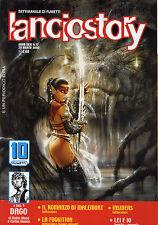 [AJ] LANCIOSTORY ANNO XXXI N° 12 - 28 MARZO 2005 - Ed EURA _ OTTIMO EDICOLA