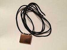 Taweez/taviz Medallón (Amuleto) protección llevar alrededor del cuello Nuevo Con Hilo Negro