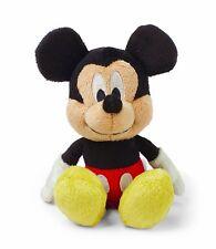 Disney Baby Minnie Mouse Mini Jingler Plush Soft Toy 12.5cm