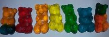 Gummy GIANT Teddy Bears (1) 1 LB Bag, ASSORTED COLORS - Fresh