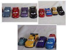 Disney Pixar Cars 2 Metal Die Cast Lot of 12 Mattel Victor Hugo Don Crumlin
