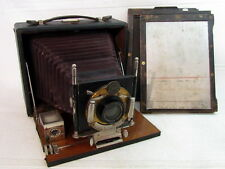 Richard Jacob MOSCOW RUSSIA EMPIRE Antique U.S.A. Camera + Lens Universal Rapid