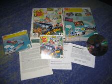 Original Sam and Max Hit the Road 1993 BIG BOX mit erw. Sprachausgabe Sammler