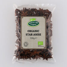 Organic Star Anise 100g by Hatton Hill Organic - Certified Organic