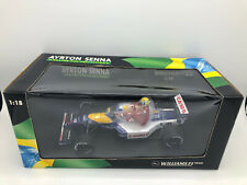 Williams Renault FW14 Senna & Mansell taxi British GP July 14th 1991 NEW in box
