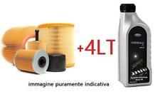 KIT TAGLIANDO FILTRI + OLIO 5W30 FORD FOCUS 2 II 1.6 TDCI 66KW 90CV