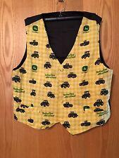 John Deere Homemade Vest XL