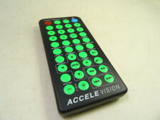 ACCELE  VISION   YS-2140   REMOTE  !!!