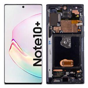 SM-N975U N975W Samsung Galaxy Note 10+ Plus LCD Digitizer Replacement Screen Dot