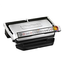 TEFAL GC 722 D Optigrill+ XL Kontaktgrill schwarz/gebürstetes Edelstahl