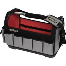 "CK Magma MA2636 - 18"" Open Tool Tote Bag / Case Waterproof Polymer Base"