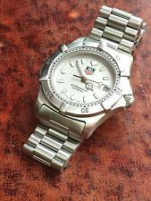 Tag Heuer 2000 Series Diver 962.213R 35mm Mid Size Near Mint