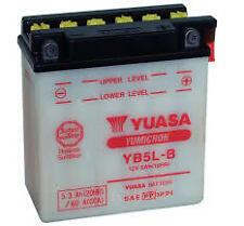 Batterie Yuasa moto YB5L-B SUZUKI T250, T250-II, T250J, T250R 72