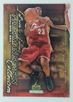 2003-04 Upper Deck Freshman Season Collection Lebron James Rookie RC #87, CAVS