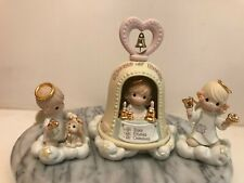 Precious Moments House Of Bells Heavenly Daze Series 879614