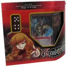 Force of Will Rage of R'lyeh Starter Deck Brand New Factory Sealed FOW