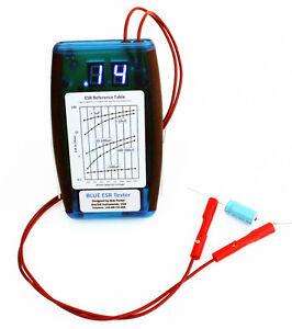 Anatek Blue ESR Meter - Full Kit for Self Assembly