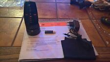Logitech MX Air Gyroscopic Laser Mouse with new battery